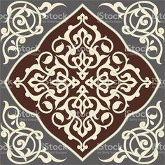 risultati immagini per arabesco piastrelle arabeschi pinterest motif marocain motifs et trame. Black Bedroom Furniture Sets. Home Design Ideas