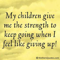 My Kids Inspire Me
