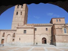 Vista desde arco de la Plaza de san Nicolás.