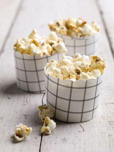 Gesuikerde popcorn