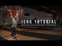 Jerk Tutorial with Max Aita & Anthony Pomponio   JTSstrength.com - YouTube
