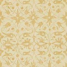 Zoffany - Luxury Fabric and Wallpaper Design | Products | British/UK Fabric and Wallpapers | Saffron Walden Tracery (ZAMW310435) | Arden Wallpapers by Melissa White