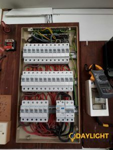 Distribution Board Db Box Repair Change All Mcb Except Rccb Electrician Singapore Landed Upper Changi Road Electrician Singapore Recommended Electrician Ser Distribution Board Electrician Services Electrician