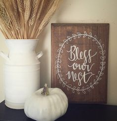 Bless our nest sign by SarahDisneyDesigns on Etsy