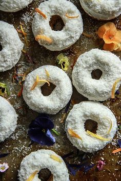 Carrot Cake Donuts from HeatherChristo.com