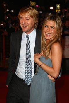 Jennifer Aniston and Owen Wilson - UK Film Premiere : Marley And Me - Arrivals