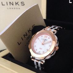 Afternoon: blogger delivery and to say I'm excited to review this beauty is an understatement. How gorgeous is this Windermere Rose Gold Plate & White Ceramic Bracelet Watch from Links of London! I love it - there'll be a review of it on thelifeofstuff.com later - you'll find the link in my bio #watchesofinstagram #linksoflondon #rosegold #fashionista #swissmade The Life of Stuff - A Personal and Irish Pop Culture Lifestyle Blog featuring music, culture, travel, fashion, beauty, food…