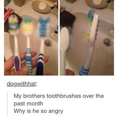 Why does this look like my brothers toothbrush? http://ibeebz.com
