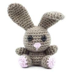Amigurumi Crochet Bunny Pattern