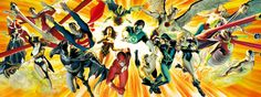 Justice League of America - Alex Ross