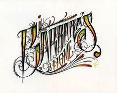 38 Beautiful Examples of Typography | SpyreStudios