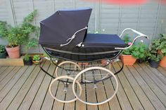 Vintage Silver Cross Pram  Mum had this for my sister and me! Love it!