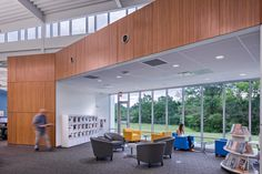 Shepard Library in Columbus by Moody Nolan