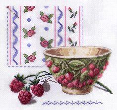 Berry 2 cross stitch