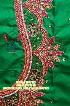 63eb18146b5bd Your Search For Buying Beautiful Silk Saree Blouses Online Ends Here ...
