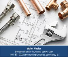 http://www.benfranklinplumbingut.com/services/water-heaters/ – Water heaters are among the biggest causers of house fires. Please have a professional and licensed plumber install your water heater. Contact the trusted plumbers at Benjamin Franklin Plumbing in Sandy, Utah.