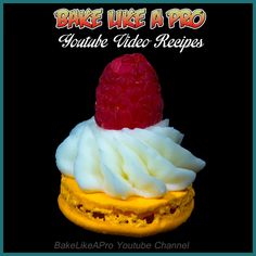 Hundreds of video recipes on my channel.  I am the host of BakeLikeAPro Youtube channel.