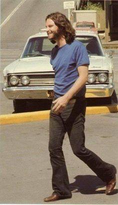 Jim Morrison's beautiful smile
