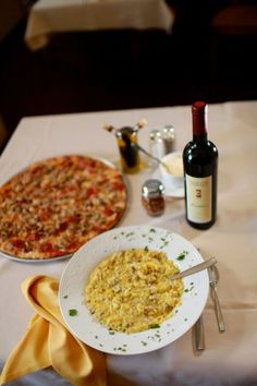 Dinner at Bartolino's Osteria