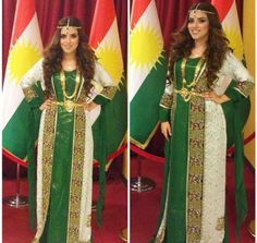 Cilen kurdi - Kurdish clothes