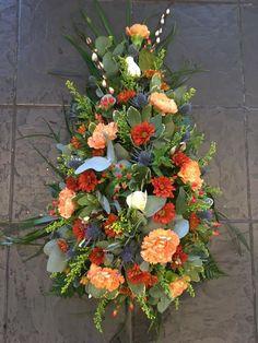 Flowers & Home Funeral Flower Arrangements, Funeral Flowers, Wedding Flowers, Seasonal Flowers, Red Flowers, Casket Sprays, Funeral Tributes, Flower Meanings, Sympathy Flowers