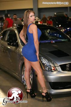 2012 Hot Import Nights Miami Models 1 of 2 Photos - Groove Entertainment