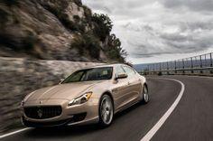 Maserati Quattroporte Car On Rental At Miami Beach And Rental Cost  $600/day. #