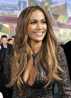 Jennifer Lopez #longhaircut #longhaircutsandhairstyles