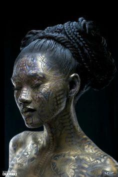 Michael Rosner - Goddess Mahina 111
