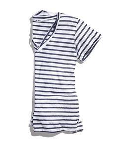 Stitch Fix Spring Resort Wear: Classic Striped Tee