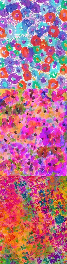 Amy Sia Floral Prints (Eva floral, Fleur, Flora)