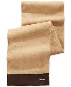 MICHAEL Michael Kors Color-Block Muffler Scarf Scarf Hat, Scarves, Michael Kors, Gloves, Shopping, Luxury, Color, Hats, Winter