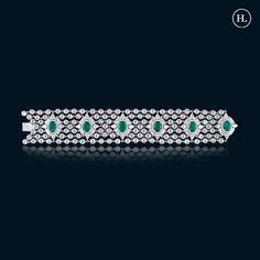 Real Diamond Necklace, Diamond Jewellery, Diamond Bracelets, Bangle Bracelets, Bangles, Antique Jewellery, Jewellery Designs, Bracelet Designs, Hazoorilal Jewellers