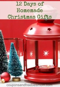 50 diy christmas gift ideas diy homemade christmas gifts homemade 12 days of homemade christmas gifts heres 12 more easy and inexpensive diy gifts that are perfect for this holiday season or anytime solutioingenieria Choice Image