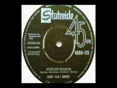 """Gary U.S. Bonds, """"Seven Day Weekend"""" (1962)"""