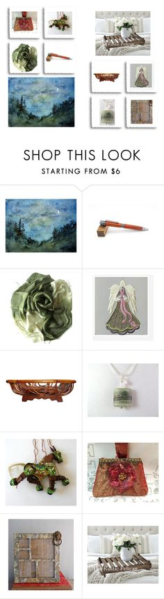 """""""Collage 5"""" by keepsakedesignbycmm ❤ liked on Polyvore featuring gift, Home, jewelry and accessories"""