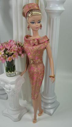 Rose for Silkstone Barbie