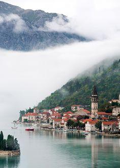 Classy Girls Wear Pearls: Magical Montenegro