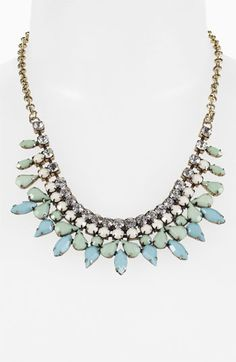 Stephan & Co. Statement Necklace available at #Nordstrom
