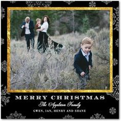 Holiday Cards & Custom Holiday Photo Cards 2014 | Tiny Prints