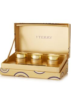 By Terry - Gold Baume De Rose Trio Deluxe - Colorless