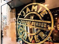 Visitamos o restaurante Jamie's Italian de Covent Garden e contamos nossa experiência.