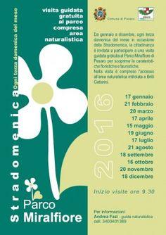 Pesaro visita guidata al Parco Miralfiore