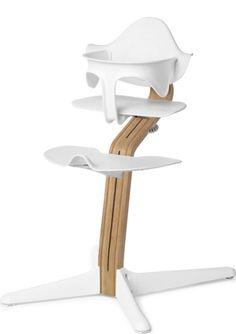 #Nomi Mini mit Bügel   Nomi Mini ist der passende Zusatz für den Nomi by evomove Kinderstuhl und besteht aus einem Bügel für Kinder im Alter von 6 bis 24 Monaten. Sobald Ihr Kind ...