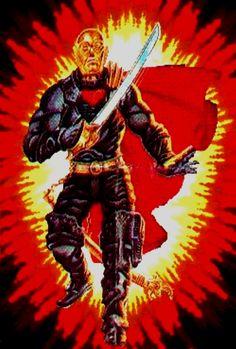 Destro: Iron Grenadier Leader