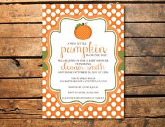 Hey, I found this really awesome Etsy listing at http://www.etsy.com/listing/158625478/little-pumpkin-fall-autumn-birthday