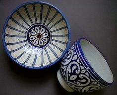 ART  INSPIRATION: Moroccan Pottery - Collecting