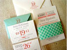 Mino - Paper Sweets °: Letterpress love