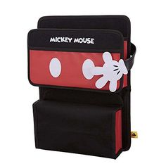 Mickey Mouse Car Seat Back Pocket