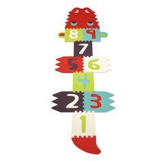 赤ちゃんマットのお店 プレイマット(crocodile)11枚組[ジョイントマット フチ]